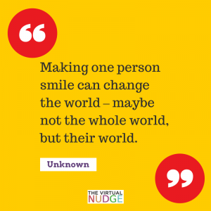 making-one-person-smile-can-change-the-world